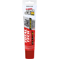 The Original Super Glue Corporation  Total Tech  Construction Adhesive Sealant  4.2 oz.