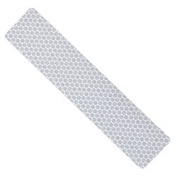Hillman 3 in. W x 24 in. L Rectangle White Reflective Safety Tape 1 pk