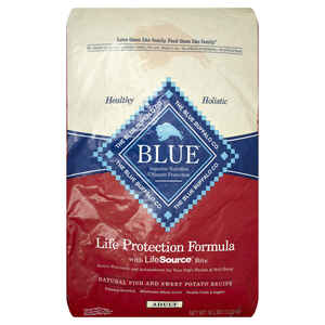 Blue Buffalo  Life Protection Formula  Fish and Sweet Potato  Dry  Dog  Food  30 lb.