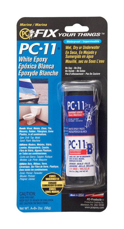 PC-11  Marine All Purpose  High Strength  Epoxy  Epoxy  2 oz.