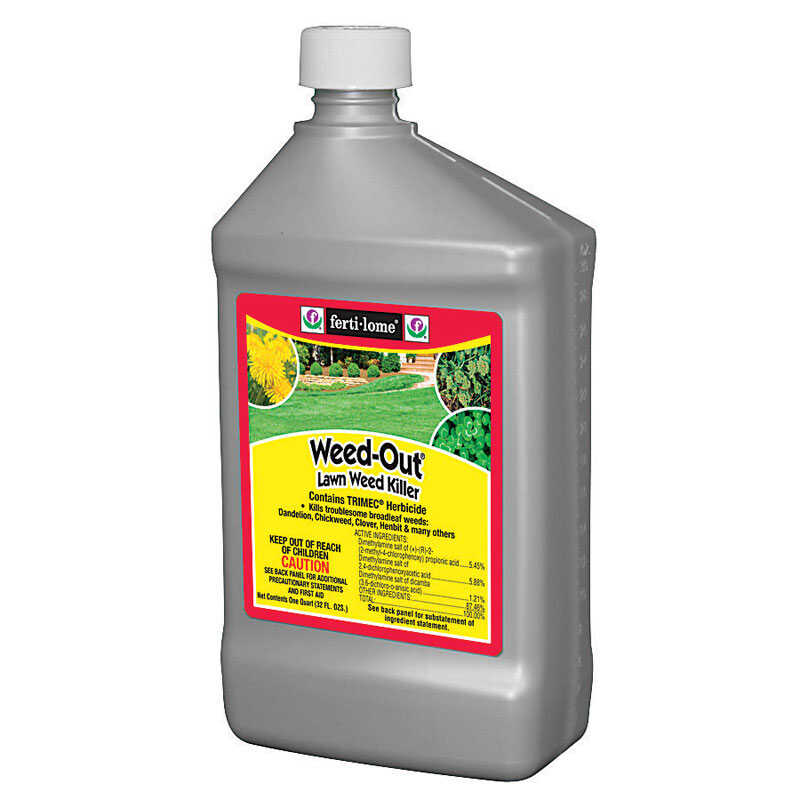 Ferti-Lome  Weed Out  Concentrate  Lawn Weed Killer  32 oz.