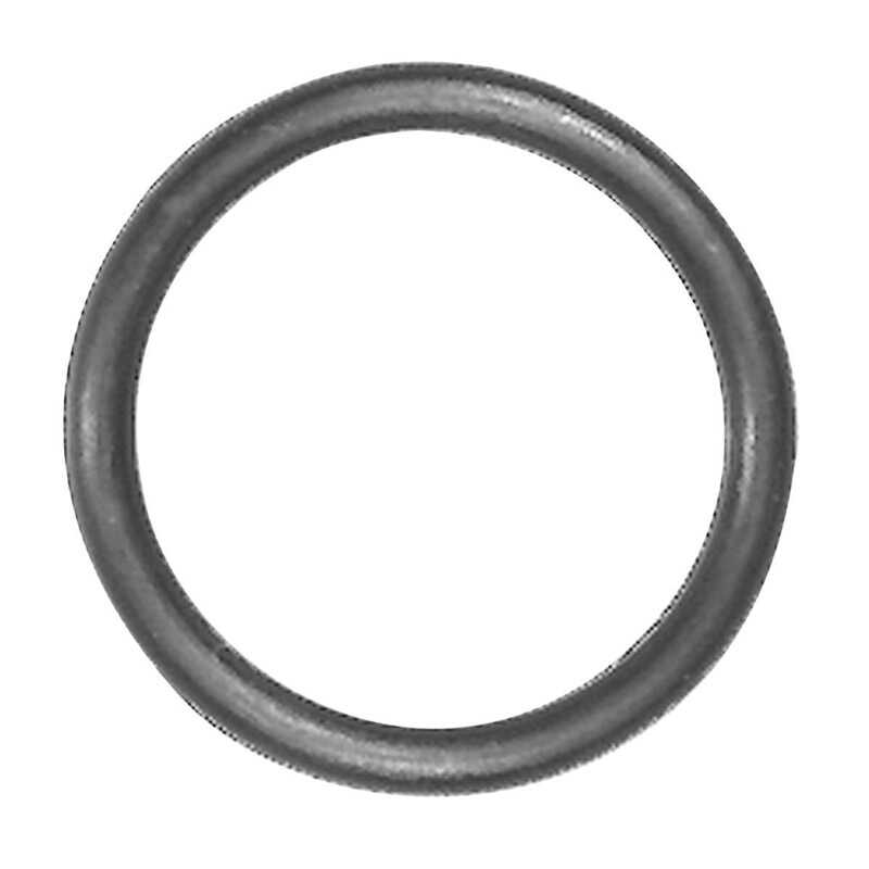 Danco  0.56 in. Dia. Rubber  O-Ring  1 pk