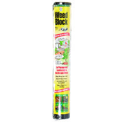 Easy Gardener Weedblock 72 in. W x 100 ft. L Landscape Fabric