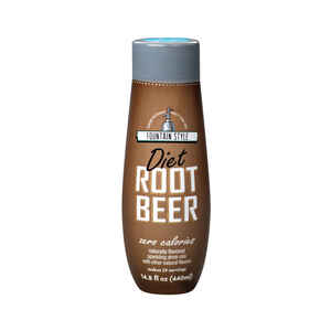 Sodastream  Diet Root Beer  Soda Mix  14.8 oz. 1 pk