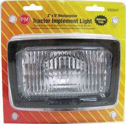 Peterson  Halogen Trapezoid Beam  Headlight  1 pk