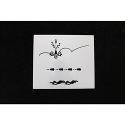 Amy Howard at Home  17.5 in. W x 22 in. L Furniture Stencil
