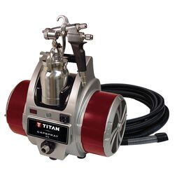 Titan  Capspray 95  9.5 psi Steel  HVLP  Paint Sprayer