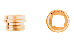 Danco  1/2 - 27 in. #2  Brass  Faucet Seat  Kohler  2 pk