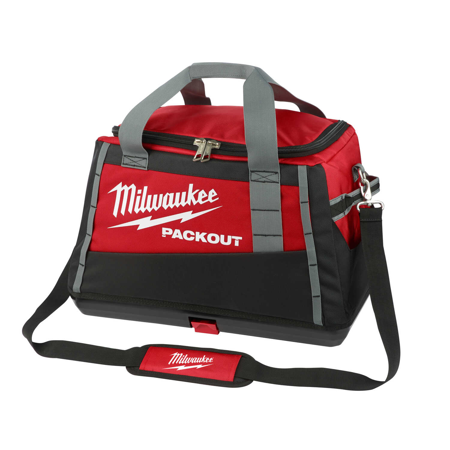 Milwaukee PACKOUT 20 in  W x 13 8 in  H Ballistic Nylon Tool Bag 3