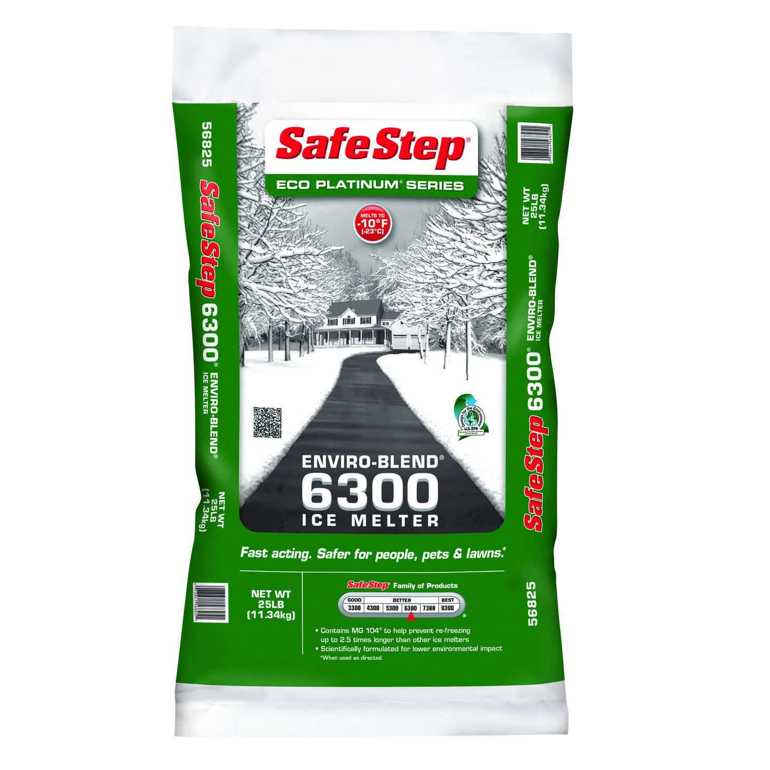 Safe Step Mg 104 Pet Friendly Ice Melt 25 Ace Hardware