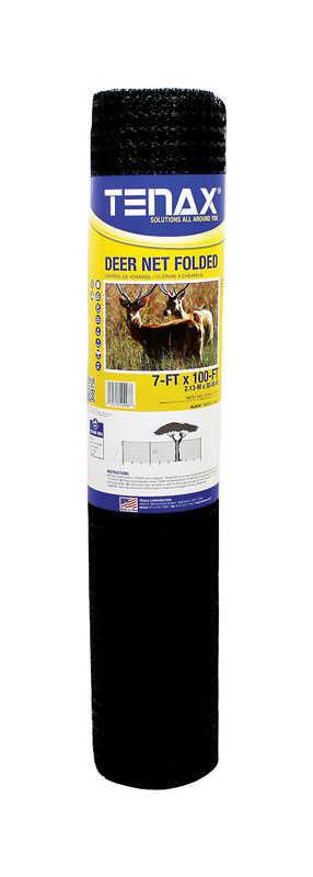 Tenax 7 Ft H X 100 Ft L Polypropylene Deer Fence Ace