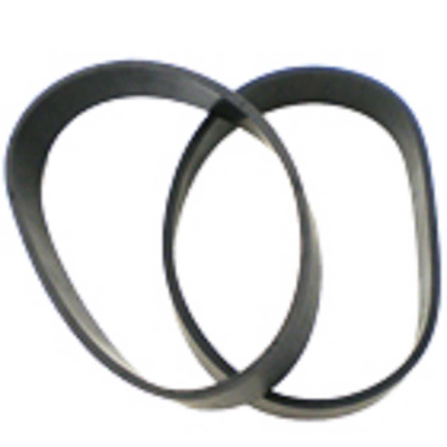 Bissell  Vacuum Belt  For Upright Vacuums 2 pk