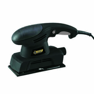 Steel Grip  1.2  Corded  1/3 Sheet  Sander  7-3/8 in. L x 3-5/8 in. W 11000 opm