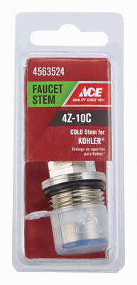 Ace  Cold  4Z-10C  Faucet Stem  For Kohler