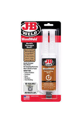 J-B Weld  Light Tan  Wood Epoxy  0.85 oz.