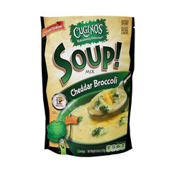 Cugino's  Cheddar Broccoli  Dry Soup Mix  6.8 oz  Pouch