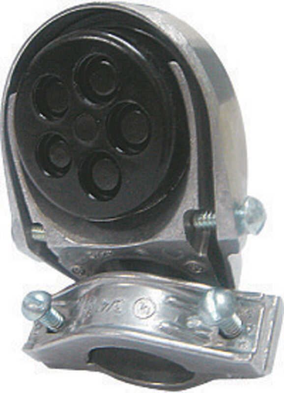 Sigma Electric ProConnex  2 in. Dia. Die-Cast Aluminum  Service Entrance Head  For Rigid, IMC and EM