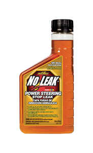 No Leak  Power Steering Fluid/Stop Leak  16 oz.