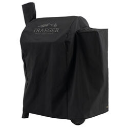 Traeger  Black  Grill Cover  For Pro 575 / 22 Series 35.12 in. W x 42 in. H