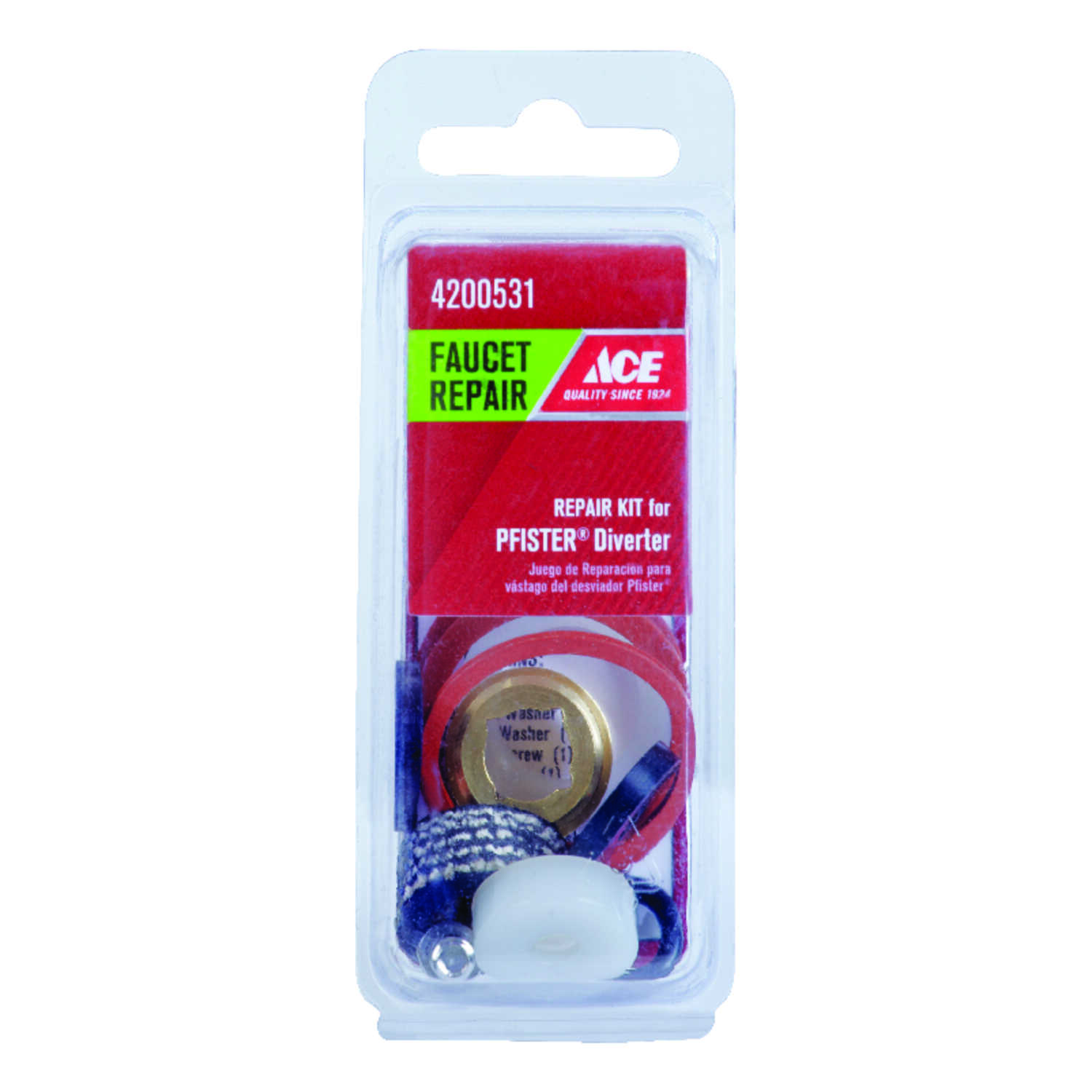 Ace  Brass  Faucet Repair Kit  Hot and Cold