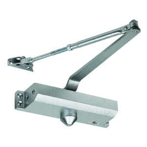Tell  Aluminum  Steel  Hydraulic  Door Closer  Grade 1