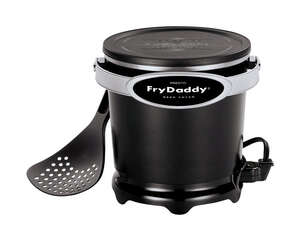 Presto  Black  4  Deep Fryer