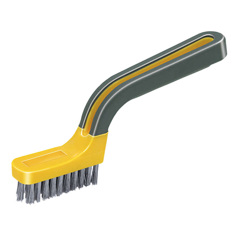 Allway  0.75 in. W x 7 in. L Nylon  Grout Brush