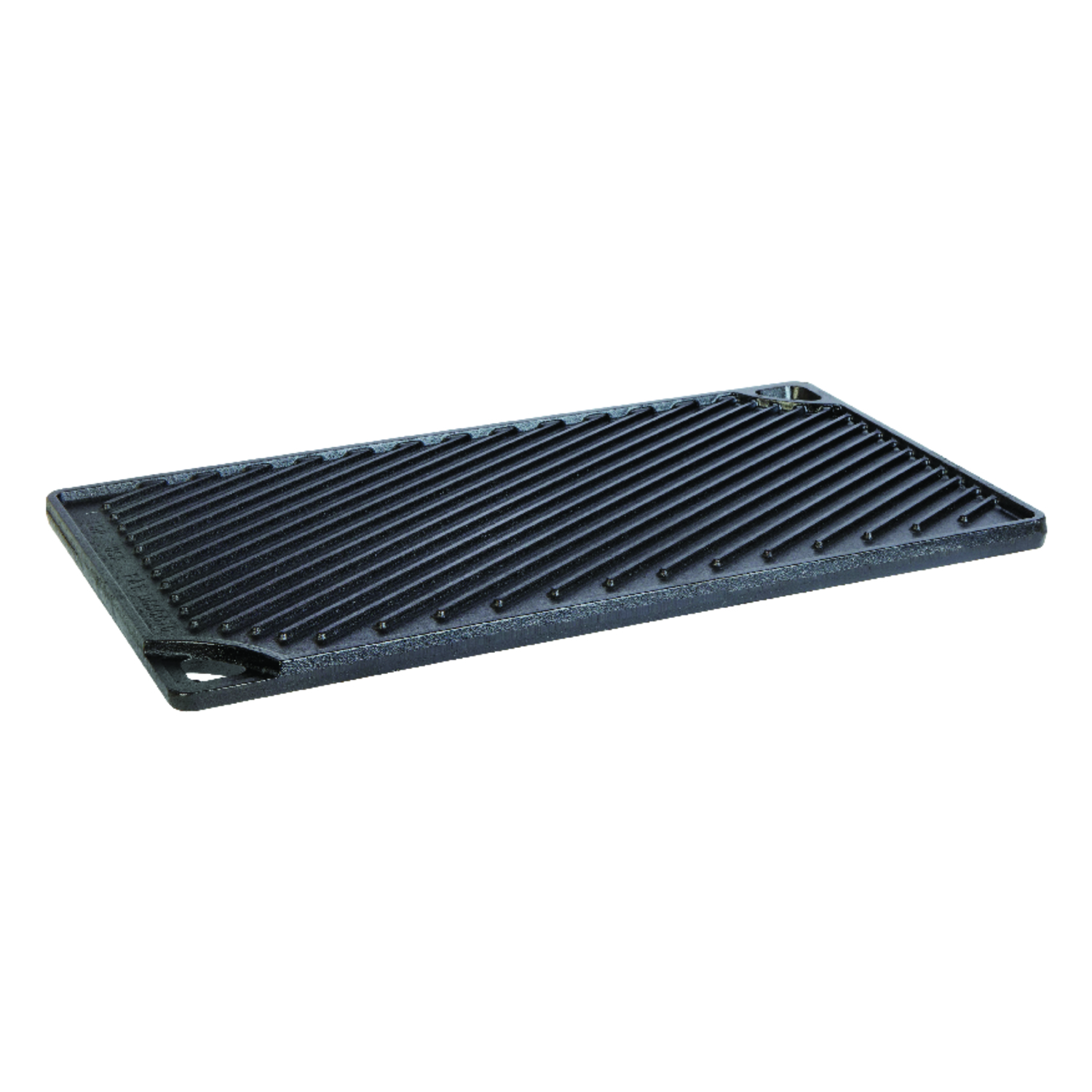 Lodge  16.75 in. W Cast Iron  Reversible Griddle