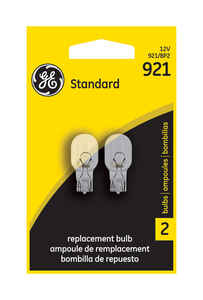 GE Lighting  12.8 volt 2  921-BP  Automotive Bulb