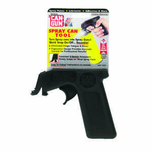 Can Gun  1 psi Recycled Plastic  Airless  Spray Gun
