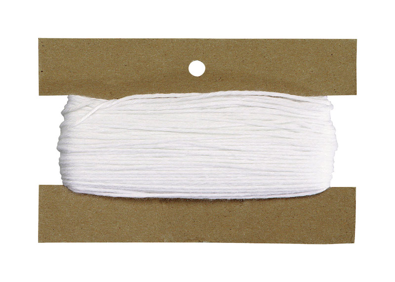 Irwin  Strait-Line  Twisted  Chalk Line Refill  White  100 ft.