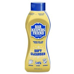 Bar Keepers Friend No Scent Hard Surface Cleaner 26 oz. Gel