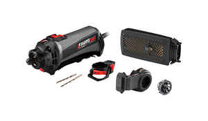 Rotozip  RotoSaw+  Corded  Spiral Saw  Kit 6 amps 30000 rpm 1 pc.