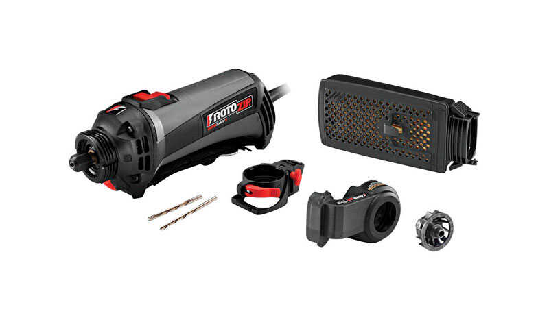 Rotozip  RotoSaw+  Kit 6 amps 30000 rpm Spiral Saw  Corded  1 pc.