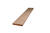 Alexandria Moulding  4 in. W x 2 ft. L x 1/2 in.  Pine  Board