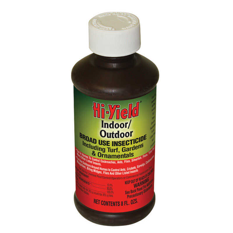 Hi-Yield  Broad Use  Insect Killer  8 oz.