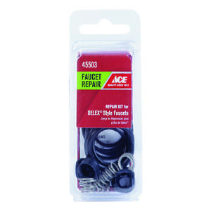 Ace  Rubber  Faucet Repair Kit  For Delex Faucets