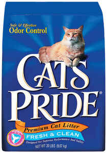 Cat's Pride  Fresh and Clean Scent Cat Litter  20 lb.