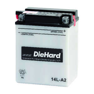 DieHard  14 amps Powersport Battery