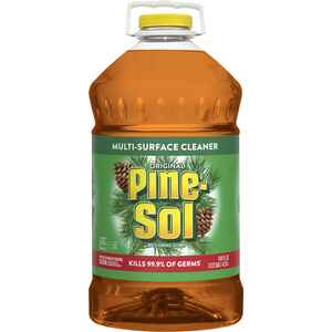 Clorox  Pine-Sol  Pine Scent All Purpose Cleaner  Liquid  144 oz.