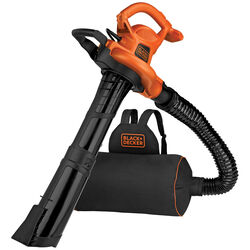 Black and Decker  250 miles per hour  400 Cubic feet per minute  Backpack  Blower/Mulcher/Vac