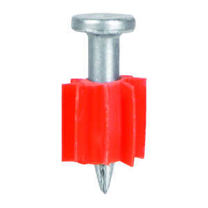 Ramset  3/4 in. Dia. x 0  L Steel  Drive Pins  100 pk Hollow Head
