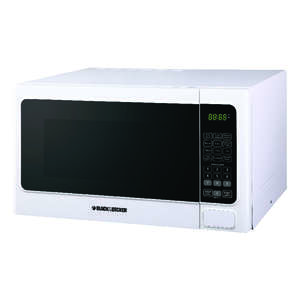 Black & Decker Microwave 1.3 Cu. Ft. 1000 W White
