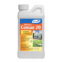 Monterey  Consan  Concentrated Liquid  Disease and Fungicide Control  16 oz.