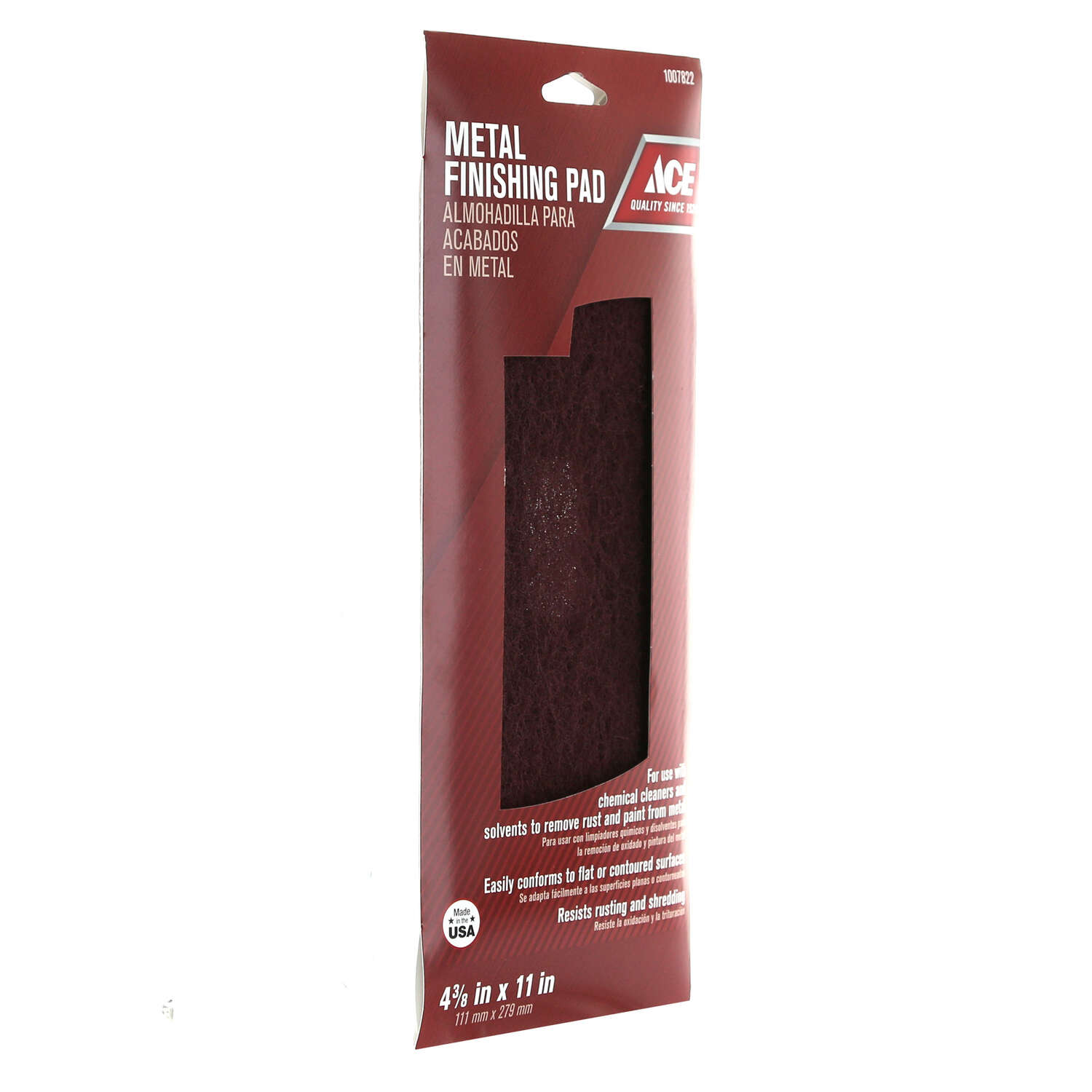 Ace 1 Grade Very Fine Finishing Pad 1 pk
