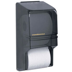 Harbor  Black  Toilet Paper Holder