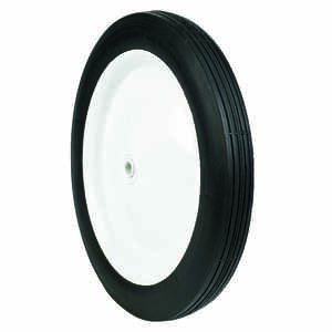Arnold  1-3/4 in. W x 12 in. Dia. Steel  General Replacement Wheel  90 lb.