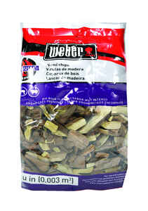 Weber  Firespice  Mesquite  Wood Smoking Chips  192 cu. in.