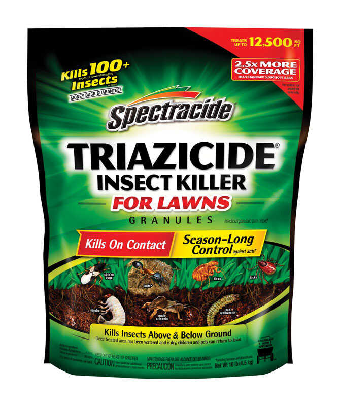 Lawn & Garden Insect Control