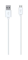 Belkin MixIt Up Micro to USB Cable 4 ft. White